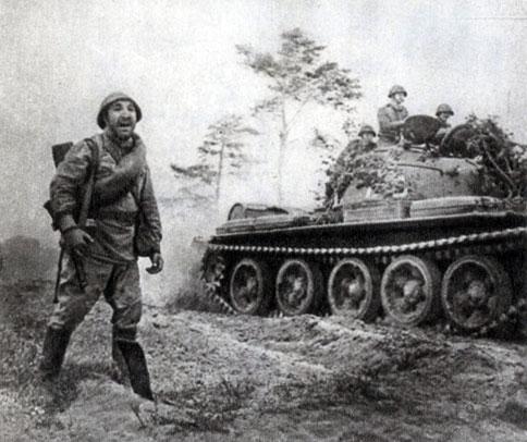 'Солдат и слон'. Реж. Д. Кесаянц. (Арменок - М. Мкртчян.) 1978