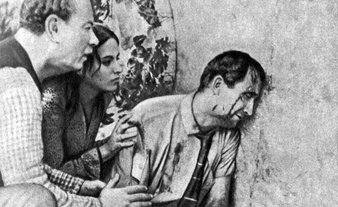 'Немой и любовь'. Реж. А. Бахри. 1971