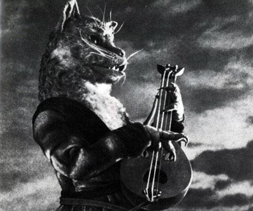 'Рейнеке-Лис'. Реж. В. Старевич. 1939