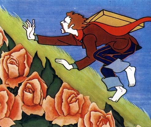 'Контакт'. Реж. В. Тарасов, худ. В. Кошкин. 1978