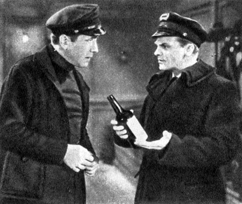 'Бурные двадцатые годы'. Реж. Р. Уолш. (Актёры X. Богарт и Дж. Кегни.) 1939
