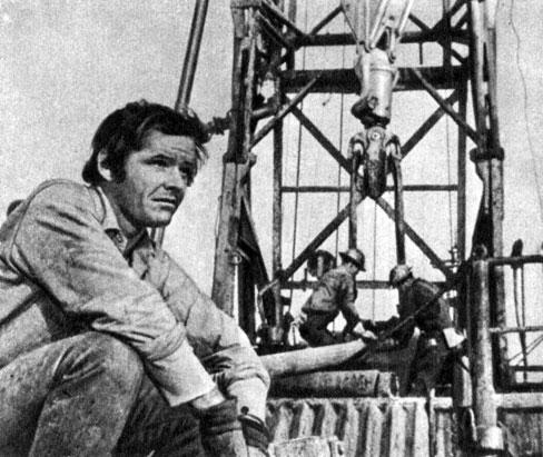 'Пять лёгких пьес'. Реж. Б. Рафелсон. (Актёр Дж. Николсон.) 1970