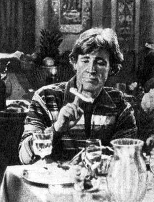 'Трюкач'. Реж. Р. Раш. (Актёр П. О'Тул.) 1980