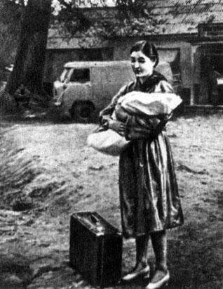 'Зумрад'. Реж. А. Рахимов, А. Давидсон. (Зумрад - Т. А. Кокова.) 1962
