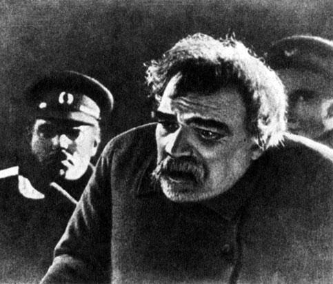 'Ночной извозчик'. Реж. Г. Тасин. (Гордей Ярощук - А. Бучма.) 1929