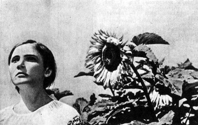 'Земля'. Реж. А. Довженко. 1930