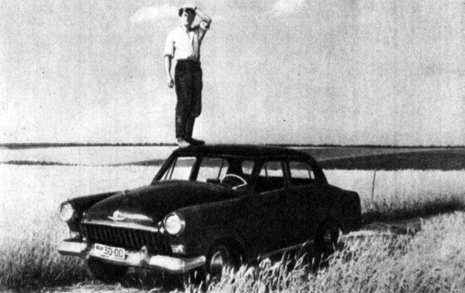 'Наш честный хлеб'. Реж. А. Муратов, К. Муратова. 1965