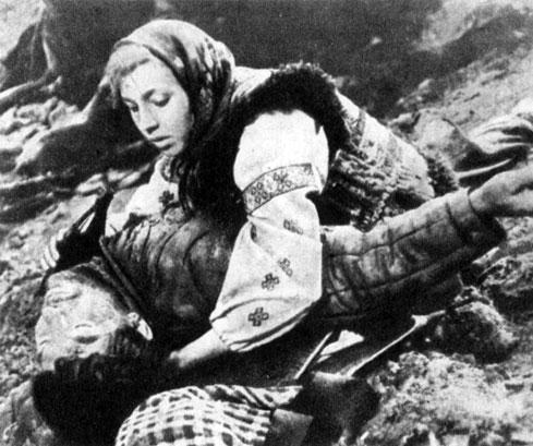 'Аннычка'. Реж. Б. Ивченко. (Аннычка - Л. Румянцева.) 1969