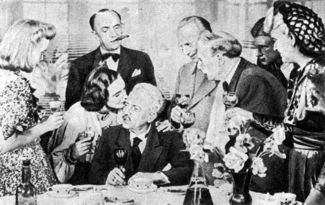 'Жизнь в цитадели'. Реж. Г. Раппапорт. 1948