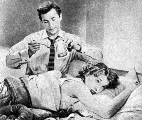 'Озорные повороты'. Реж. Ю. Кун, К. Кийск. (Вайке - Т. Луйк, Антс - Х. Лиепинь.) 1959
