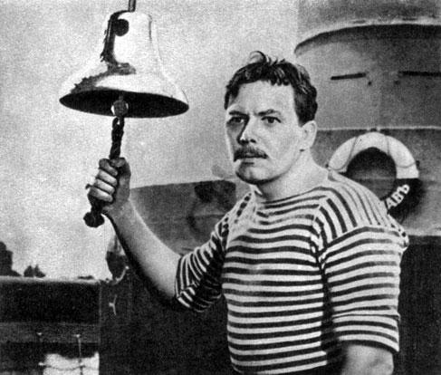'Капитан первого ранга'. Реж. А. Мандрыкин. 1959