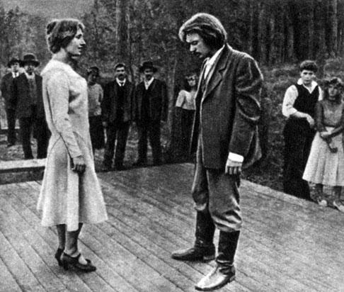 'Хозяин Кырбоя'. Реж. Л. Лайус. (Актёры К. Михкельсон, Л. Петерсон.) 1980