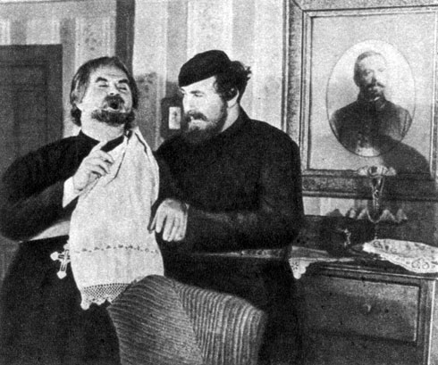 'Поп Чира и поп Спира'. Реж. С. Йованович. 1957