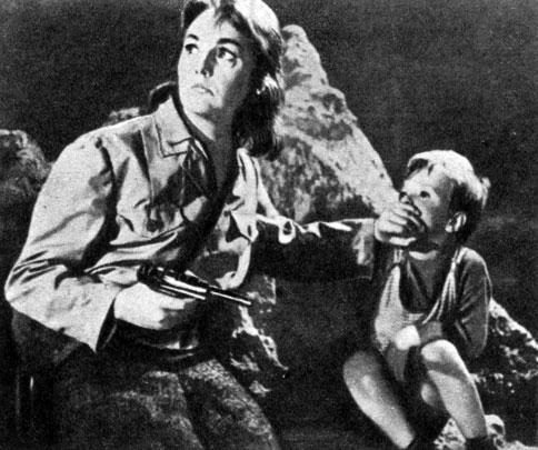 'Не плачь, Пётр'. Реж. Ф. Штиглиц, 1964