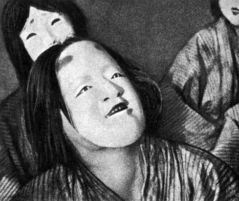 'Безумная страница'. Реж. Т. Кинугаса. 1926