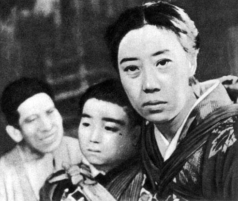 'Женщина идёт одна по земле'. Реж. Ф. Камэи. 1953