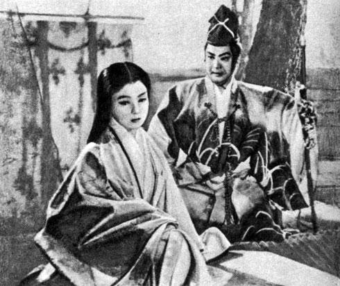 'Врата ада'. Реж. Т. Кинугаса. 1954