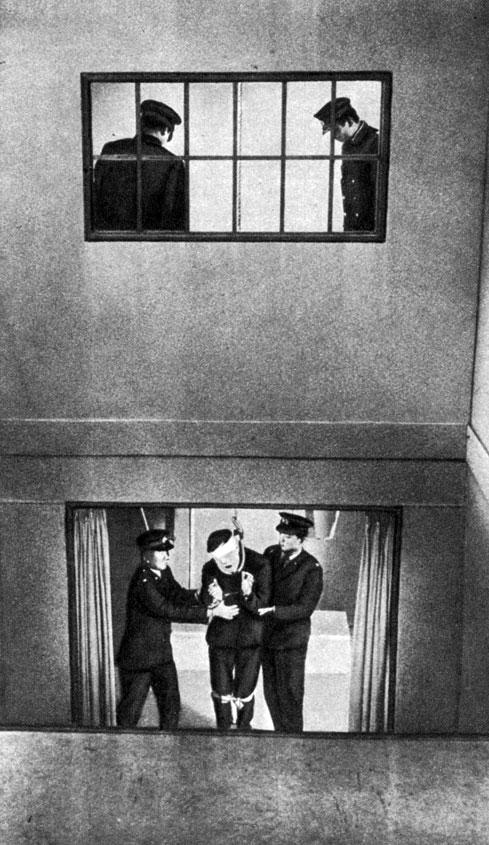 'Смертная казнь через повешение'. Реж. Н. Осима. 1968