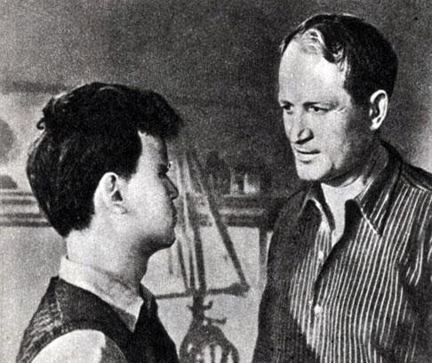 'Они звали его Амиго'. Реж. X. Каров. 1959