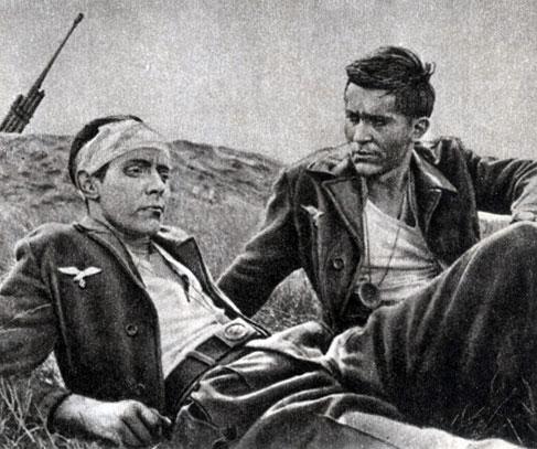 'Приключения Вернера Хольта' Реж. Й. Кунерт. 1965